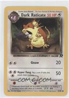 Dark Raticate