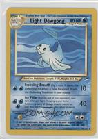 Light Dewgong
