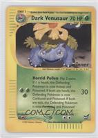 Dark Venusaur (Winner Stamp)