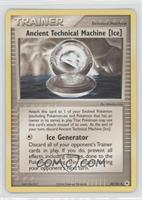 Ancient Technical Machine