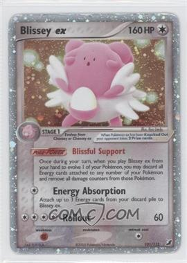 2005 Pokémon EX Unseen Forces Booster Pack [Base] #101 - Blissey ex