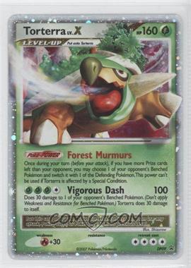 2007-2009 Pokémon Diamond & Pearl - Black Star Promos [Base] #DP09 - Torterra Lv. X
