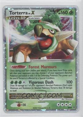 2007-2009 Pokémon Diamond & Pearl Black Star Promos [Base] #DP09 - Torterra Lv. X