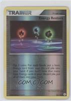 Energy Restore