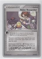 Holon Researcher