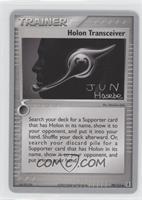 Holon Transceiver