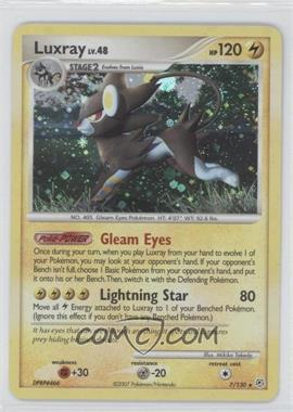 2007 Pokémon EX Diamond & Pearl - Booster Pack [Base] #7 - Luxray