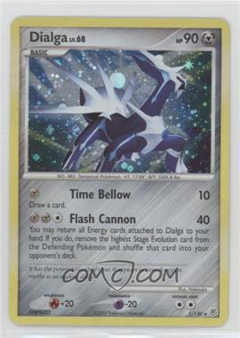 2007 Pokémon EX Diamond & Pearl Booster Pack [Base] #1 - Dialga