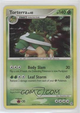 2007 Pokémon EX Diamond & Pearl Booster Pack [Base] #17 - Torterra