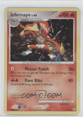 2007 Pokémon EX Diamond & Pearl Booster Pack [Base] #5 - Infernape