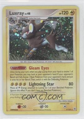 2007 Pokémon EX Diamond & Pearl Booster Pack [Base] #7 - Luxray