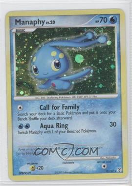 2007 Pokémon EX Diamond & Pearl Booster Pack [Base] #9 - Manaphy