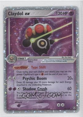 2007 Pokémon EX Power Keepers Booster Pack [Base] #93 - Claydol ex