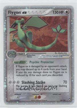 2007 Pokémon EX Power Keepers Booster Pack [Base] #94 - Flygon ex