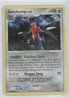 2007 Pokémon Mysterious Treasures - Booster Pack [Base] #9 - Garchomp