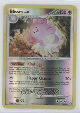 2007 Pokémon Mysterious Treasures Booster Pack [Base] Reverse Foil #5 - Blissey