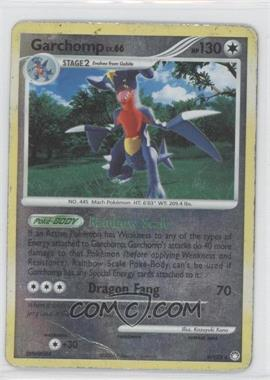 2007 Pokémon Mysterious Treasures Booster Pack [Base] Reverse Foil #9 - Garchomp