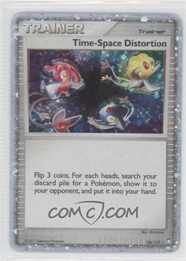 2007 Pokémon Mysterious Treasures Booster Pack [Base] #124 - Space-Time Distortion