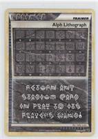 Alph Lithograph