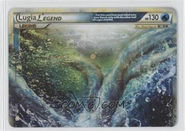 2010 Pokémon HeartGold & SoulSilver Booster Pack [Base] #113 - Lugia Legend