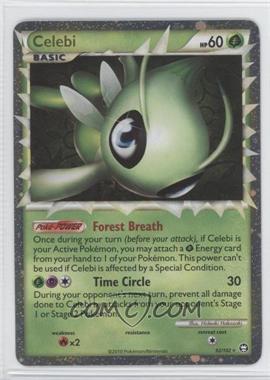 2010 Pokémon Triumphant - Booster Pack [Base] #92 - Celebi