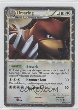 2010 Pokémon Unleashed Booster Pack [Base] #89 - Ursaring