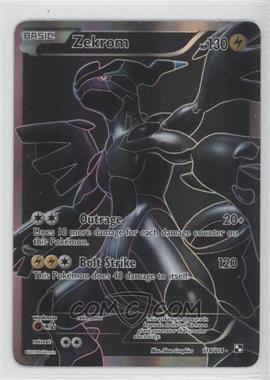 2011 Pokémon Black & White Booster Pack [Base] #114 - Zekrom