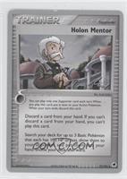 Holon Mentor