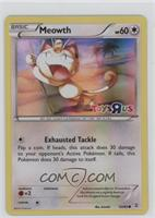 Meowth (Toys R Us Pokemon Day Promo)