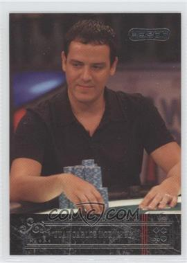 2006 Razor Poker - [Base] #4 - Juan Carlos Mortensen