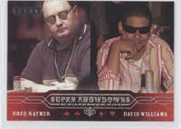 Greg Raymer, David Williams