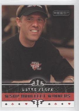 2006 Razor Poker - [Base] #66 - Layne Flack