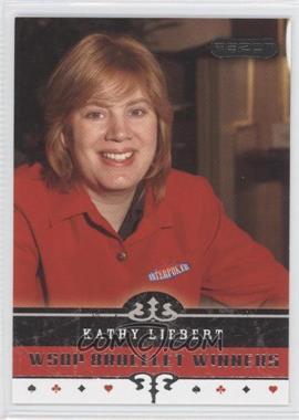 2006 Razor Poker - [Base] #73 - Kathy Liebert