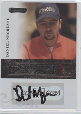 2006 Razor Poker Showdown Signatures [Autographed] #A-1 - Daniel Negreanu