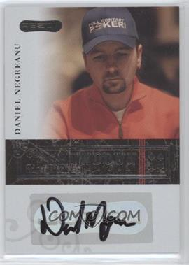2006 Razor Poker Showdown Signatures [Autographed] #A-1 - [Missing]