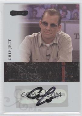 2006 Razor Poker Showdown Signatures [Autographed] #A-18 - [Missing]