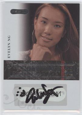 2006 Razor Poker Showdown Signatures [Autographed] #A-22 - Evelyn Ng
