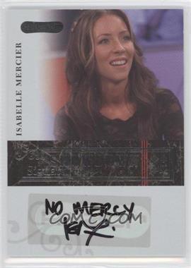 2006 Razor Poker Showdown Signatures [Autographed] #A-23 - Isabelle Mercier