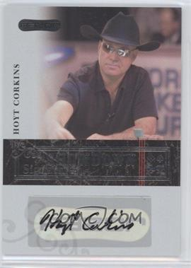 2006 Razor Poker Showdown Signatures [Autographed] #A-3 - Hoyt Corkins
