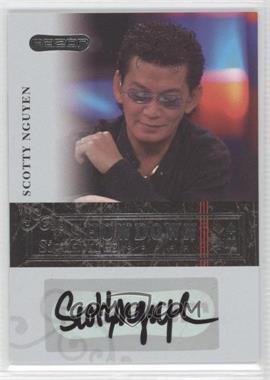 2006 Razor Poker Showdown Signatures [Autographed] #A-31 - [Missing]