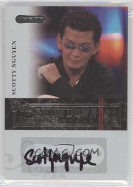 2006 Razor Poker Showdown Signatures [Autographed] #A-31 - Scotty Nguyen