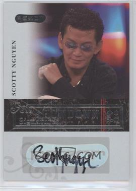 2006 Razor Poker Showdown Signatures [Autographed] #A-31 - Scotty Nguyen