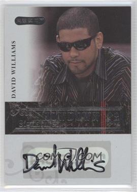 2006 Razor Poker Showdown Signatures [Autographed] #A-7 - [Missing]