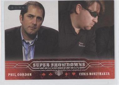 2006 Razor Poker #46 - Phil Gordon, Chris Moneymaker