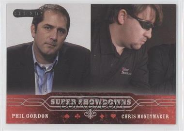 2006 Razor Poker #46 - Phil Gordon, Chris Moneymaker