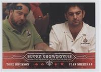 Todd Brunson, Sean Sheikhan