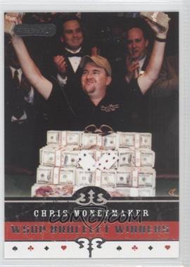 2006 Razor Poker #62 - Chris Moneymaker