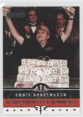 2006 Razor Poker #62 - Chris Moneymaker