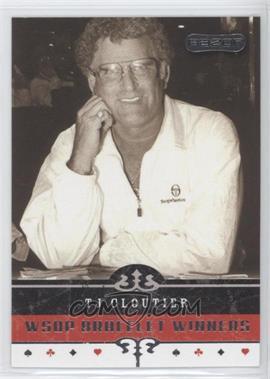 2006 Razor Poker #64 - Tj Cloutier