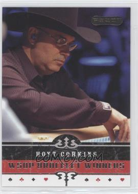 2006 Razor Poker #71 - Hoyt Corkins